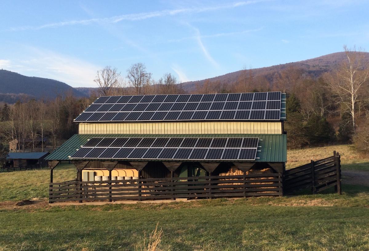 19.665 kW grid-tie system