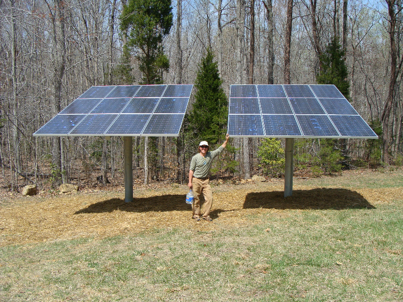 5.25 kW Grid Interactive system in VA