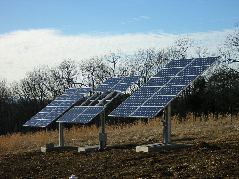 2.72 kW Off Grid system near Greenville, WV