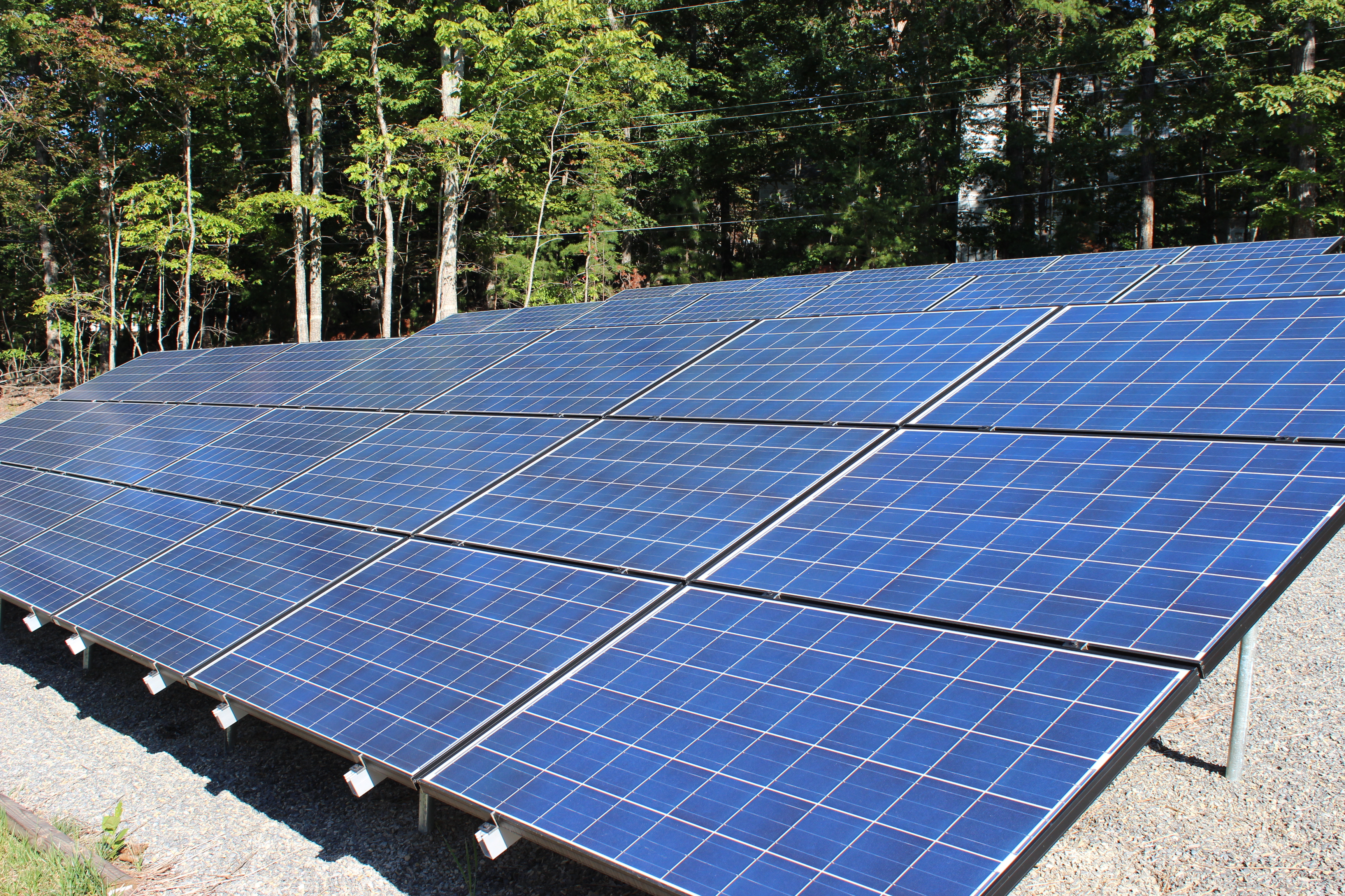 14 kW grid-interactive system in SWVA