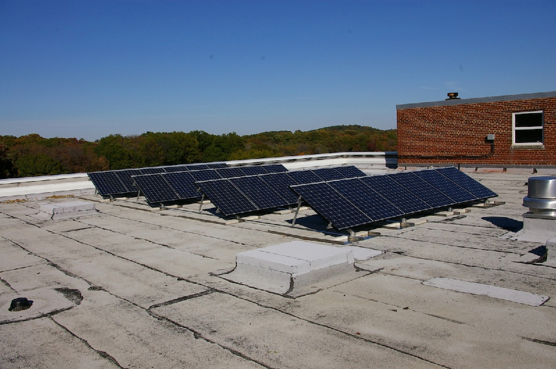 4.8 kW Grid Tie system in DC
