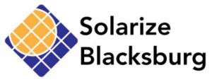 Solarize Blacksburg